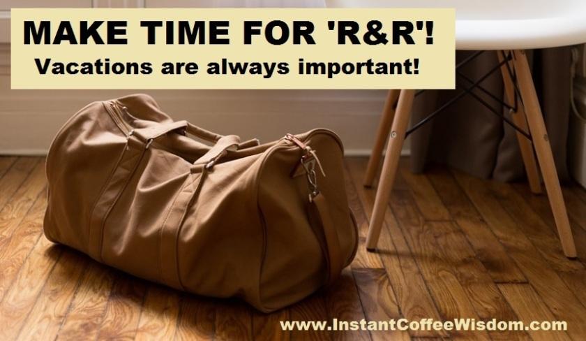 make time for RR