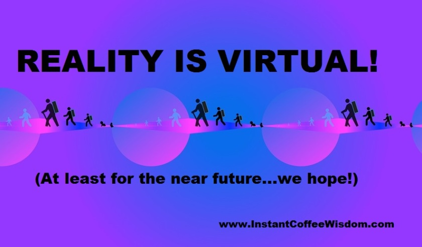 reality is virtual