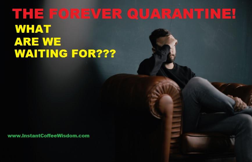 THE FOREVER QUARANTINE